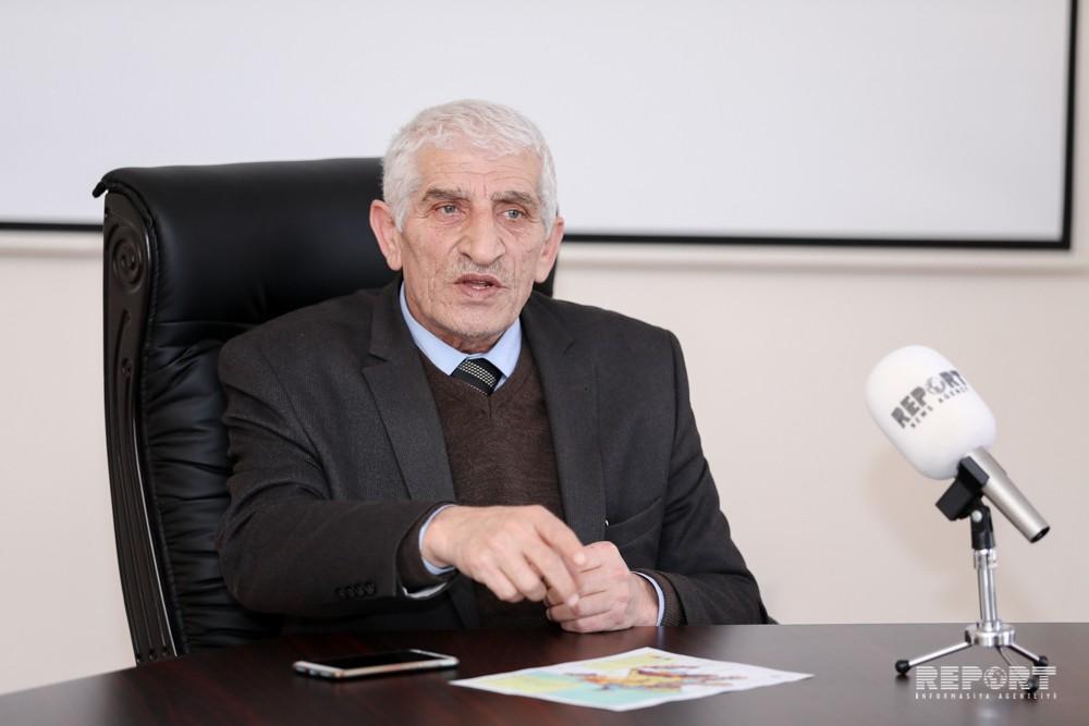 Mirnuh İsmayılov / Report / Sultana Ahmadbayli