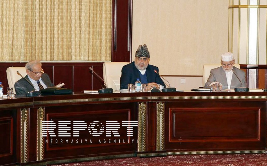 Sheikh-ul-Islam: Visit of scientists from several countries to Azerbaijan pursue political purposes