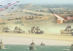 Azərbaycan Ordusu əməliyyat-taktiki təlimlərə başladı