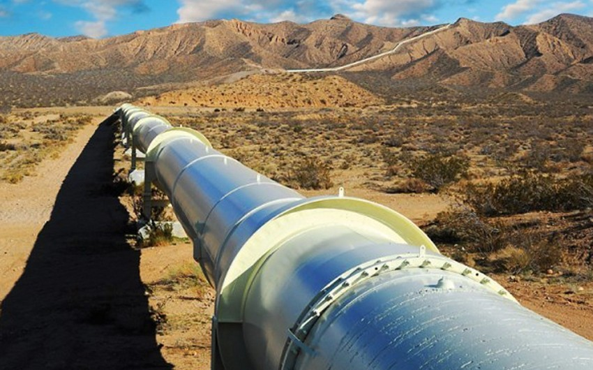 Azerbaijani gas delivered to Albania