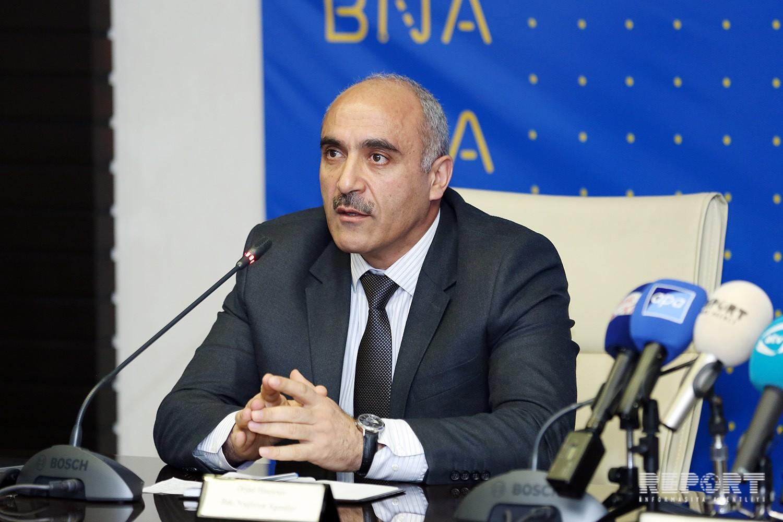 Yol-nəqliyyat hərəkəti üzrə ekspert Ərşad Hüseynov /  Report/ Firi Salim