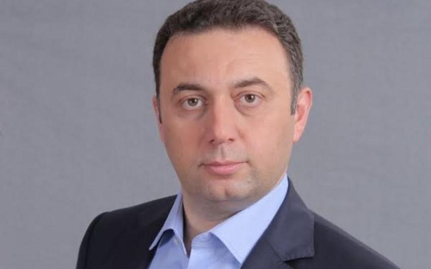 Azərbaycanlı deputat Sankt-Peterburqda idman kompleksi inşa etdirəcək