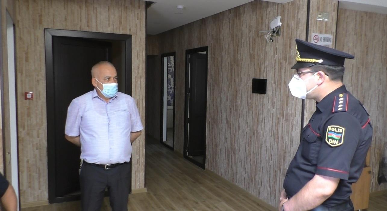 Dövlət qurumlarında çalışan bir qrup şəxs qaydaları pozaraq ailəsi ilə istirahətə gedib