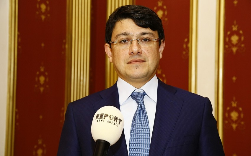 Diasporla İş üzrə Dövlət Komitəsinin sədri Türkiyəyə gedib
