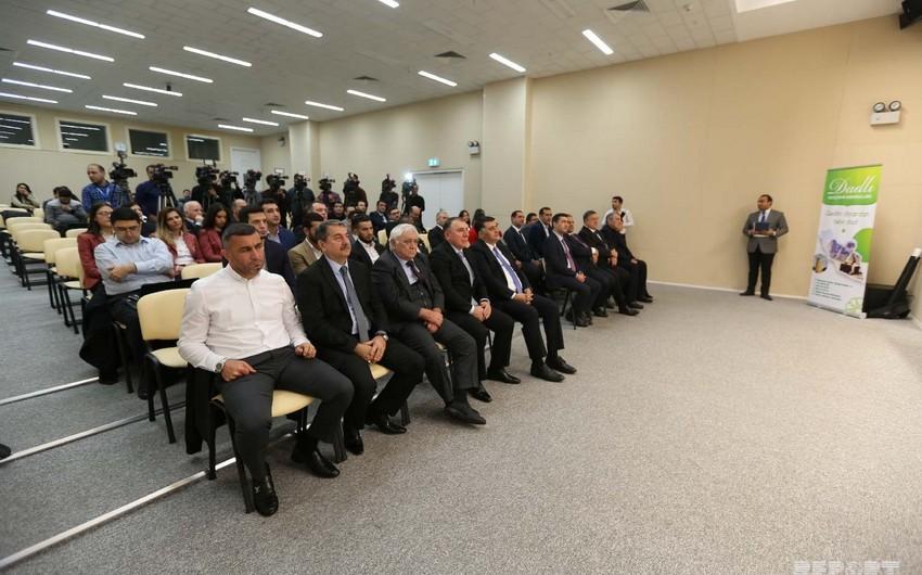 Bakı Olimpiya Stadionunda Azərbaycan idmanının ən yaxşıları üçün mükafatlandırma - REPORTAJ - VİDEO
