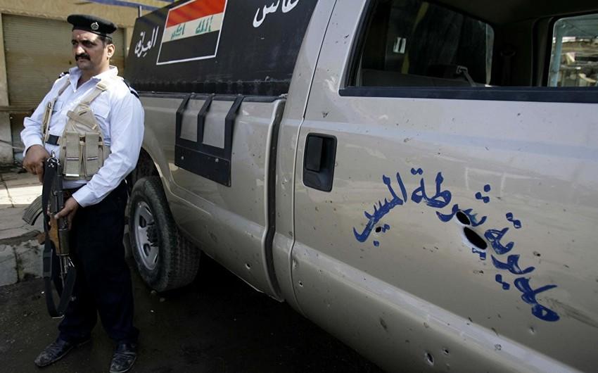 Bağdadda silsilə partlayışlar nəticəsində 3 nəfər ölüb