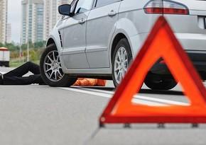В Баку автомобиль сбил 45-летнего мужчину