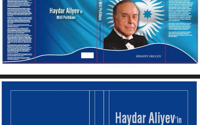 Heydər Əliyevin milli siyasəti kitabı türk dilində çap olunub