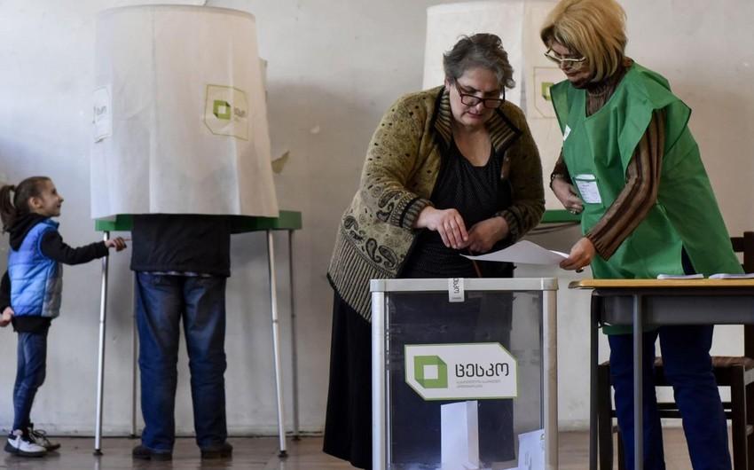 Сегодня в Грузии пройдут парламентские выборы