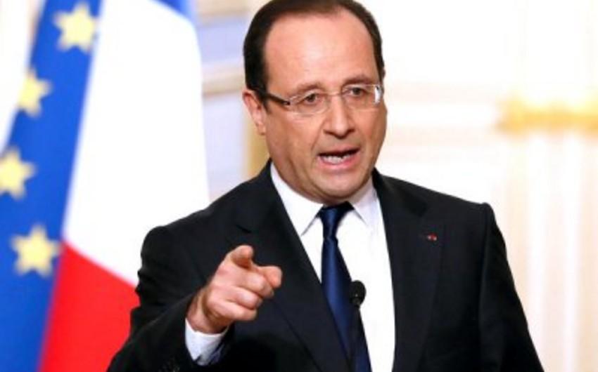 Fransada matəm elan olunub
