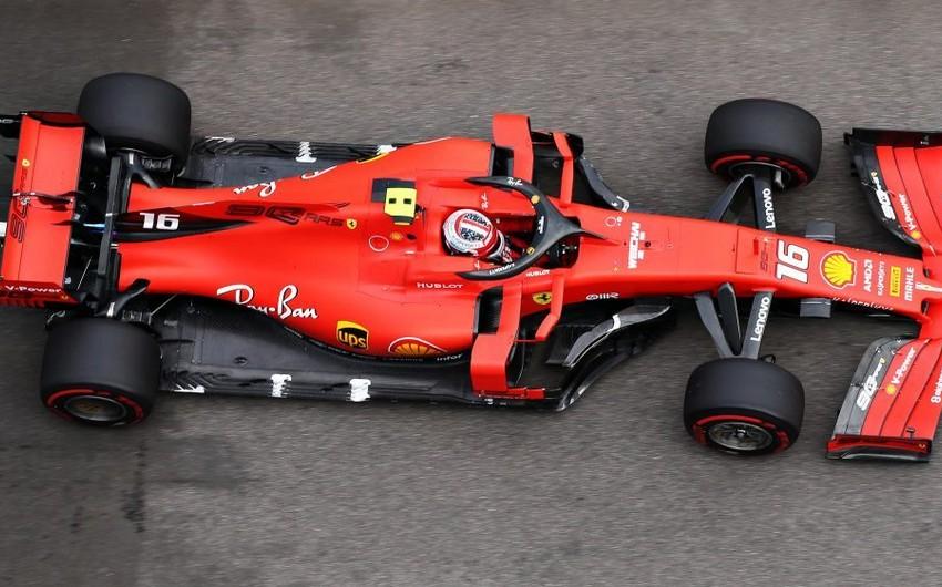 """Soçidə """"Formula 1"""" üzrə Rusiya Qran-prisi start götürüb"""