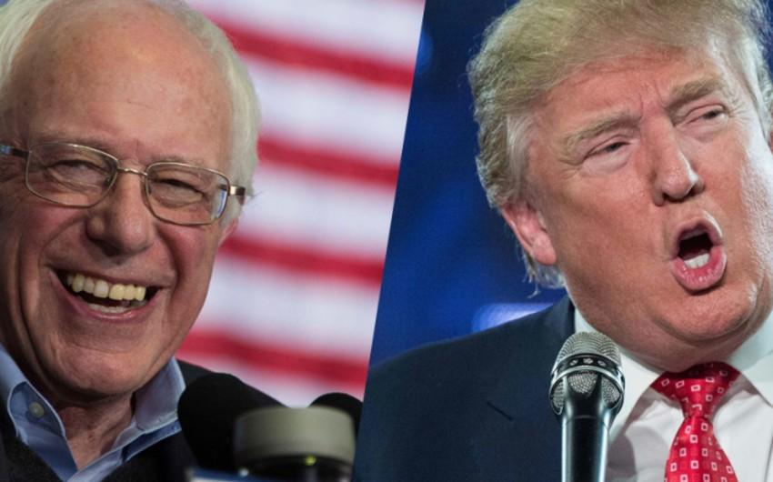 На первичных выборах в Западной Виргинии побеждают Сандерс и Трамп