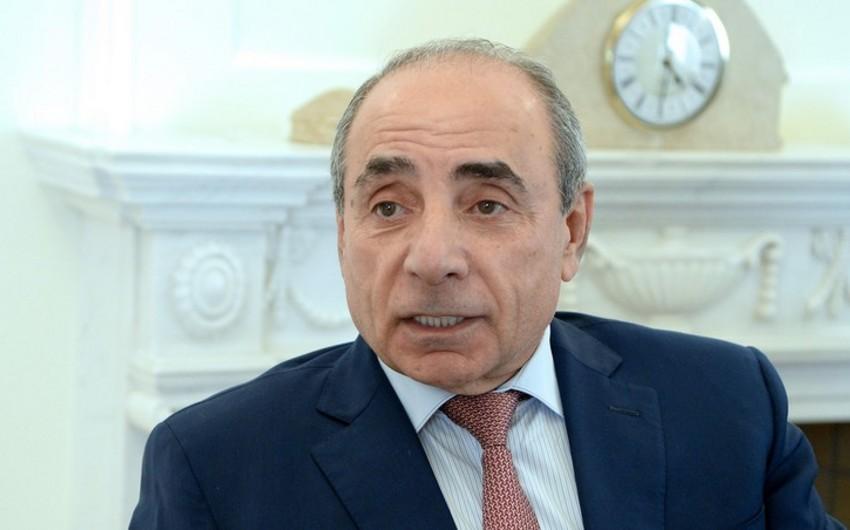 Yaqub Eyyubov: Rəsmi Bakının Ukraynanın ərazi bütövlüyü ilə bağlı mövqeyi dəyişməzdir