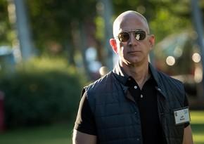 Ceff Bezos yenidən dünyanın ən zəngin insanı oldu