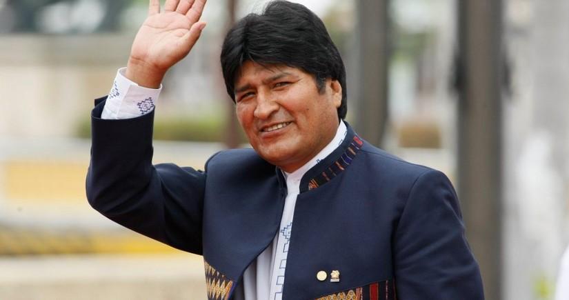 Моралес вернется в Боливию