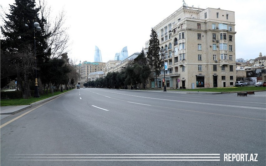 Azerbaijan may impose restrictions on weekends, holidays