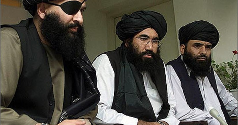 Делегация Талибана провела переговоры с главой МИД Китая