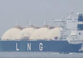 ABŞ-dan LNG ixracatı boru kəməri ilə qaz ixracını üstələyəcək