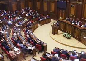 Armenian parliament to discuss report on April battles in private
