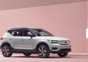 """""""Volvo"""" elektromobil istehsalına keçir"""