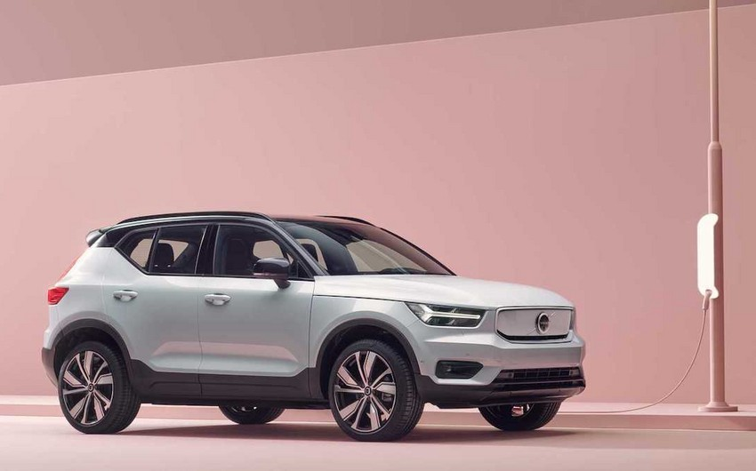 Volvo to sell only electric cars online by 2030