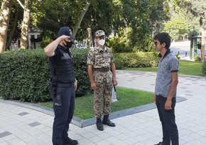 'Permissions, please': Police patrols Baku streets