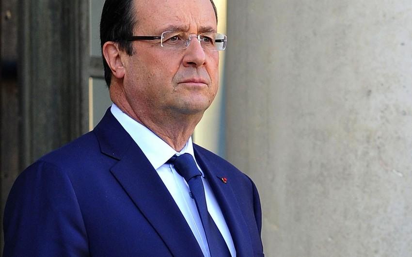 François Hollande: France remains open and honest partner for Azerbaijan