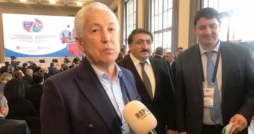 Rusiya prezidentinin müşaviri: Azərbaycanın uğurlarına sevinirik