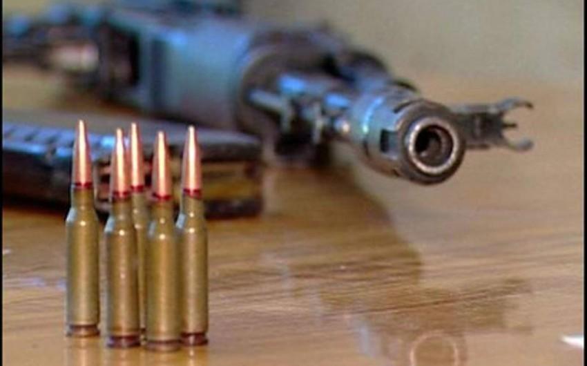 Nardaran sakininin evində silah-sursat aşkarlanıb