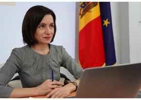Moldovanın yeni prezidenti Ukraynaya avtomobillə səfər edəcək