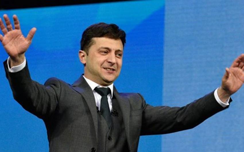 CEC of Ukraine announces Zelensky winner of presidential election