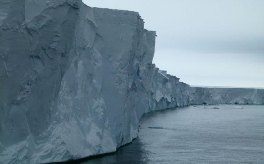 Распад одного из крупнейших ледников Антарктики резко ускорился в 2018 году