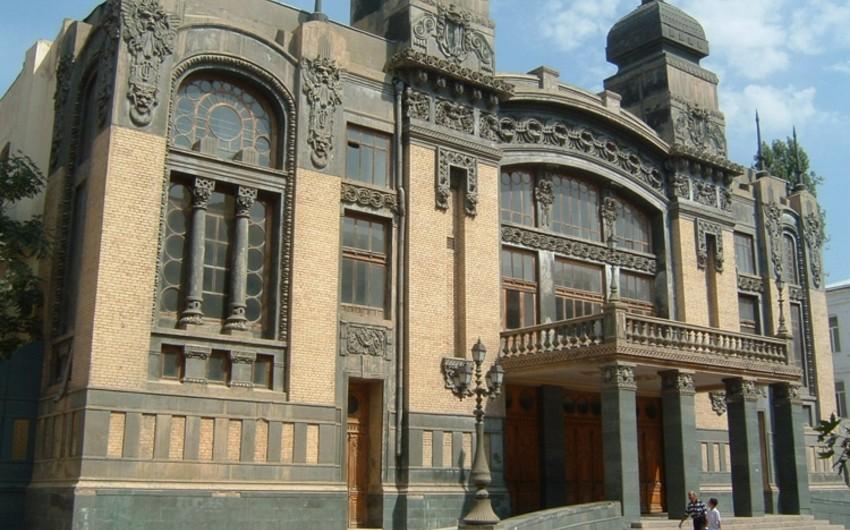 Azərbaycan Dövlət Akademik Opera və Balet Teatrının aprel ayı üçün repertuarı