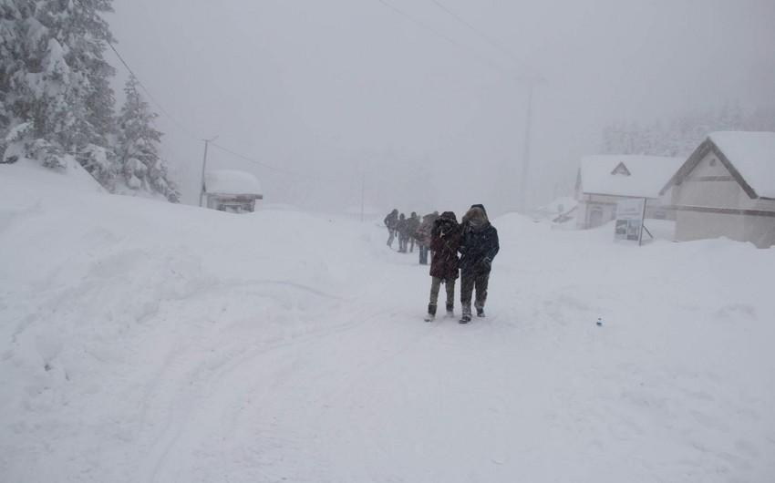Snow predicted in some Azerbaijani regions
