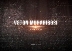 """""""Vətən Müharibəsi – anbaan"""""""