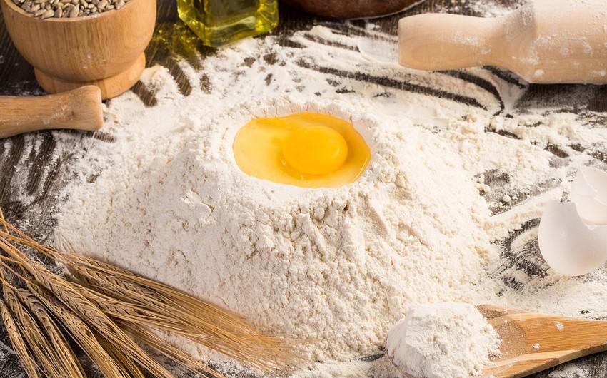 İqtisadiyyat Nazirliyi: Azərbaycanda yumurta və un ucuzlaşıb