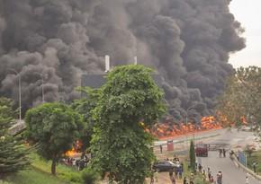 При взрыве на НПЗ в Индонезии пострадали 20 человек