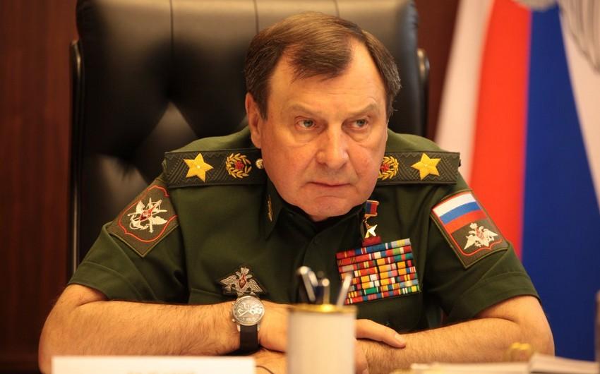 Russian Deputy Defense Minister arrives in Karabakh