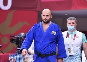 Большой шлем: Азербайджанские дзюдоисты заняли четвертое место