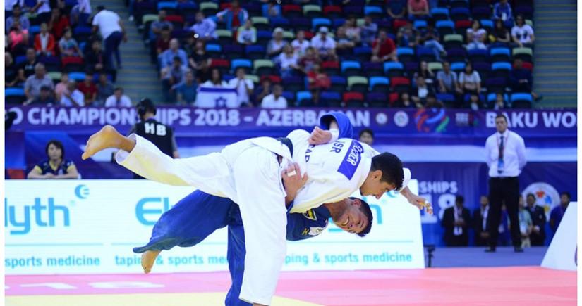 Avropa çempionatı: Cüdoçumuz bürünc medal qazandı - YENİLƏNİB