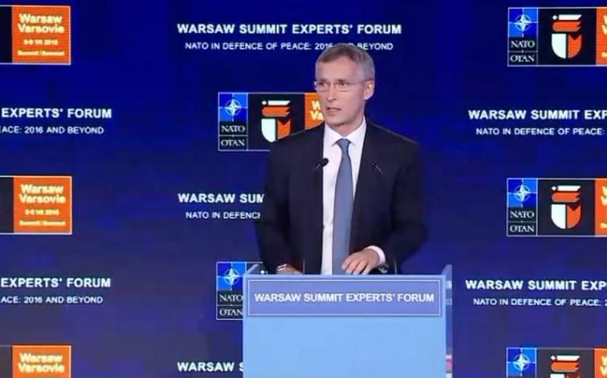 Baş katib: NATO-nun Varşava sammiti Alyansın tarixində həlledici anda keçirilir
