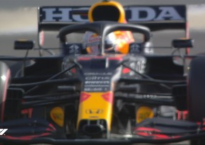 Formula 1: Ferstappen növbəti dəfə sınaq yürüşündə lider oldu