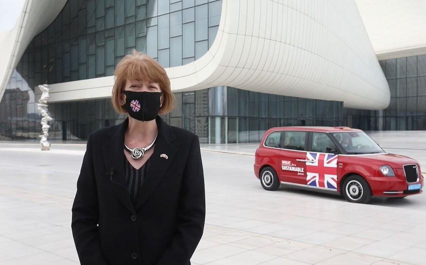 Vendi Morton: Britaniya Azərbaycanı iqlim hədəflərinə çatması üçün dəstəkləməyə hazırdır