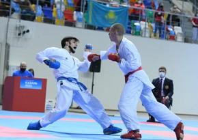 CIS Games: Two Azerbaijani karatekas claim bronze medals