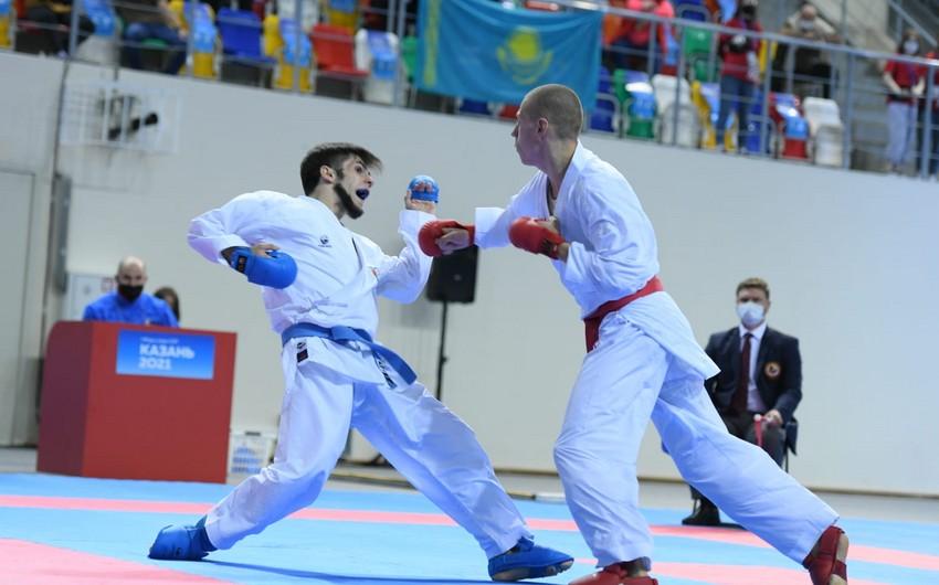 MDB Oyunları: Azərbaycan karateçiləri yarışı 9 medalla başa vurub