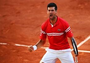 Джокович выиграл Roland Garros