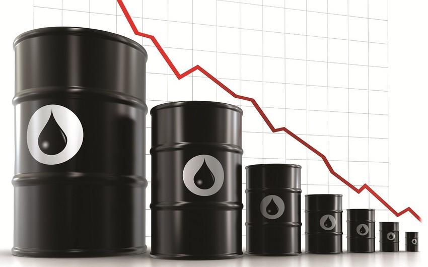 Azərbaycan nefti 2% ucuzlaşıb
