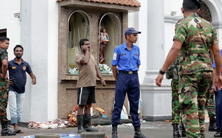 Şri-Lankada komendant saatı tətbiq olunub