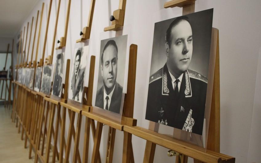 Ukraynada Heydər Əliyev anılıb