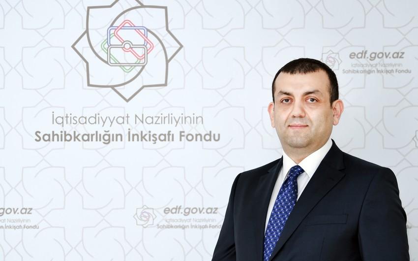 Назначен новый председатель Фонда развития предпринимательства